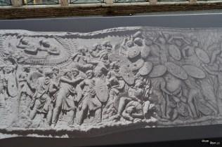 Columna lui Traian, desfășurată - 103