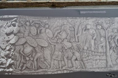 Columna lui Traian, desfășurată - 104