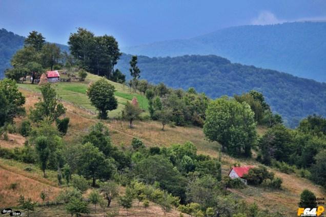 Viața în satele din nori
