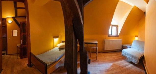 Burg Hostel
