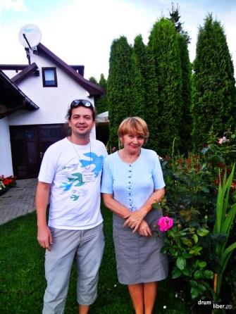 Cu doamna Lucia Condrea
