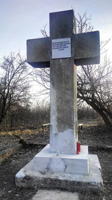 Crucea Legionarilor de la Moreni