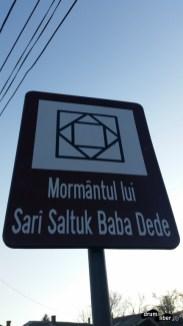 Mormântul ui Sarî Saltuk Baba Dede
