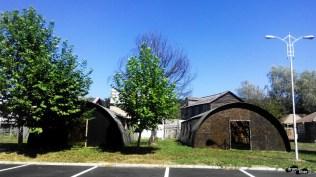 Aici s-au filmat scene din lagărele de concentrare Auschwitz
