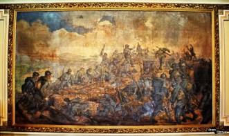 Luptele de la Mărăști, Sala Maură