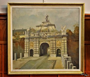 Poarta Carol al VI-lea din Alba Iulia, orașul unirii