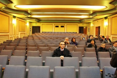 Lasa de cinema din Cercul MIlitar Național