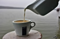 O cafea pe Dunăre
