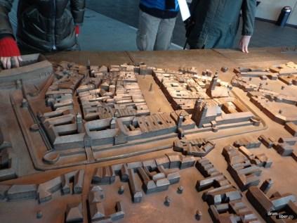 Machetă cu orașul - Idei de îmbunătățit orașul