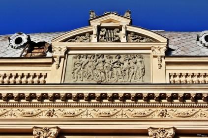 Teatrul Maria Filotti din Piața Traian din Brăila