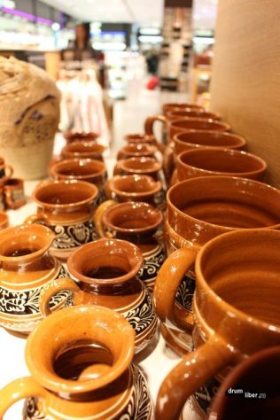 Artizanat: ceramică populară tradițională