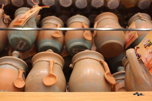 Artizanat: ceramică tradițională
