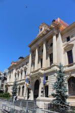 Palatul BNR Băncii Naționale a României și expoziția Brâncuși - Cumințenia Pământului