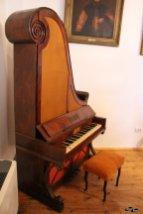 Aici a concertat și marele Franz Liszt