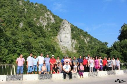 Zona Herculane - Clisura Dunării