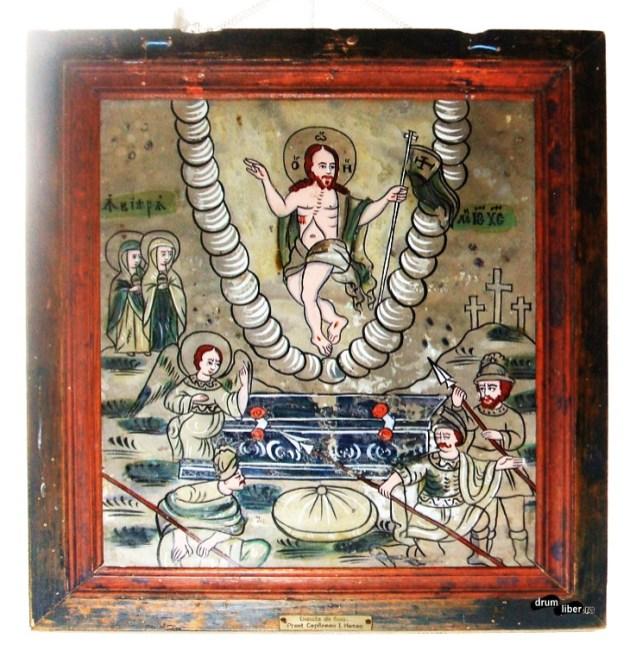 Iisus păzit de un turc, un ungur și un austriac