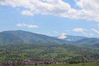 Mărginimea Sibiului, frumusețe sub munte