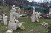 Statui din piatră