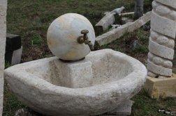 Chiuvetă din piatră