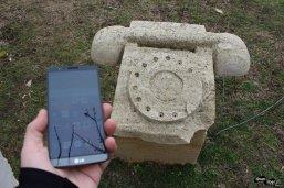Telefon de pe vremuri