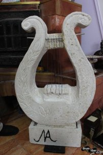 Sculptură la uscat