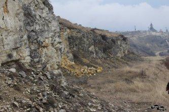 Cariera de piatră de la Năeni