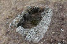 Morminte în piatră din epoca bronzului târzie