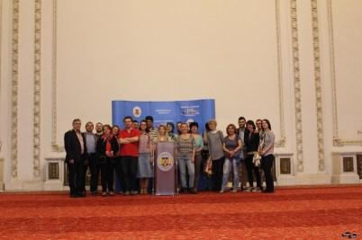 Grup în Senat