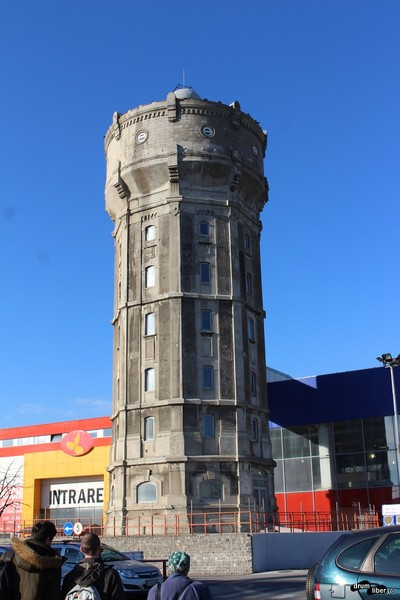 Castelul de Apă a supraviețuit