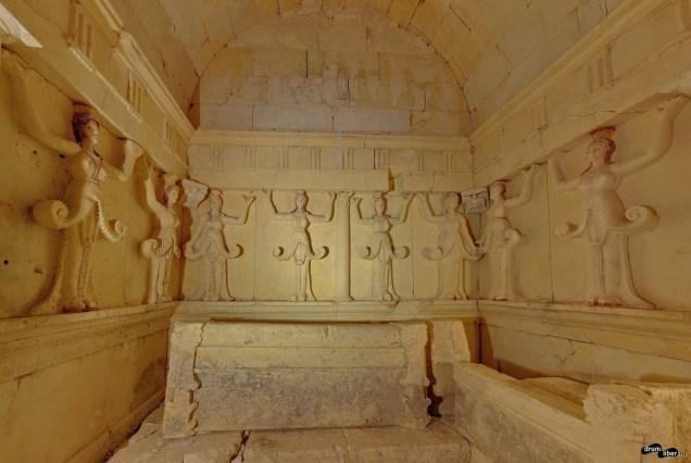 Poate mormântul lui Dromihete