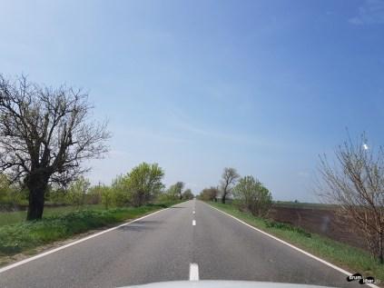 Cele mai drepte drumuri din România