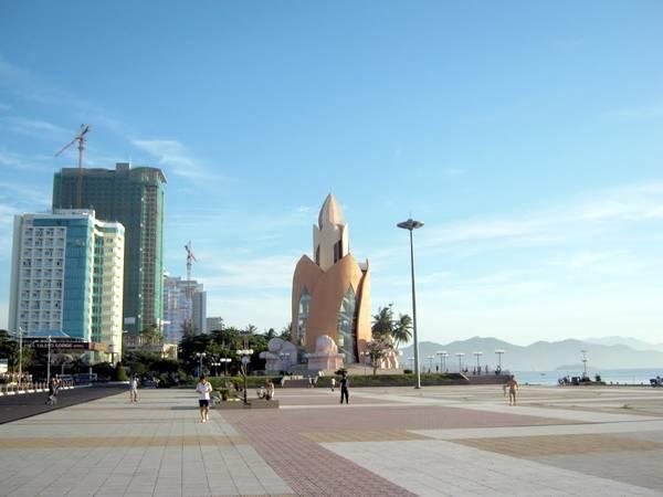 Quảng trường 2/4 thành phố Nha Trang