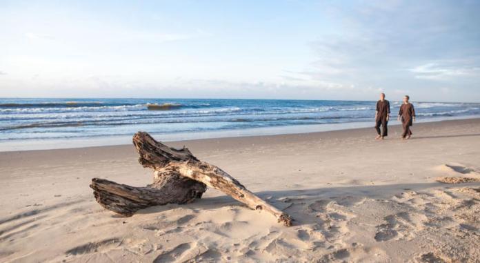 Đặt phòng khách sạn ở bãi biển Long Hải để giữ giá tốt.