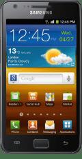 main Samsung Galaxy S2
