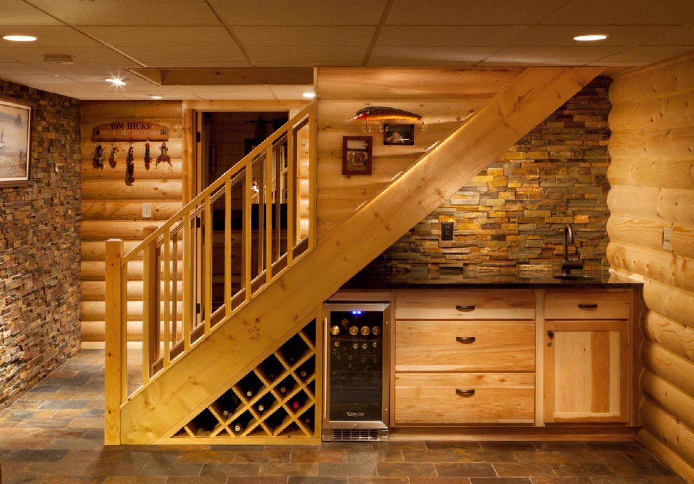 Basement Staircase Installation Costs Updated Prices In 2020 | New Stair Railing Cost | Staircase Ideas | Glass Railing | Staircase Design | Stair Parts | Wooden Stairs