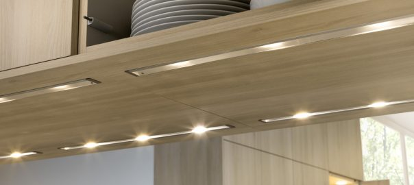 led under cabinet lighting cost