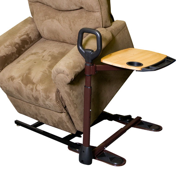 Laptop Swivel Stand Couch