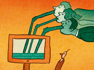Illustration by S. Kambayashi for The Economist