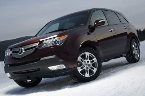 Used 2008 Acura Mdx Pricing For Sale Edmunds
