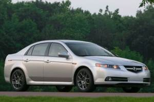 Used 2007 Acura TL TypeS Pricing  For Sale | Edmunds