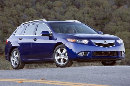 Acura Tsx Sport Wagon Review Research New Amp Used Acura