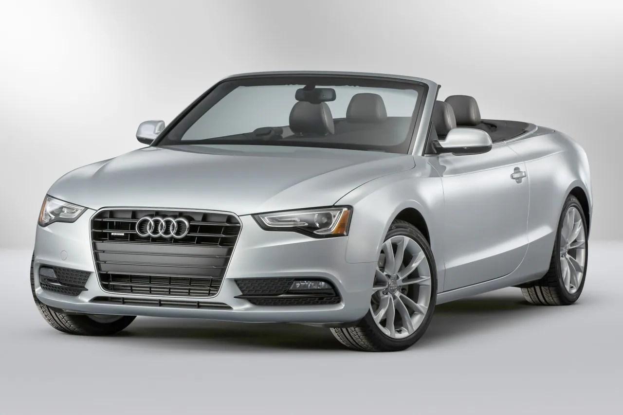 2017 Audi A5 Convertible Pricing Amp Features Edmunds