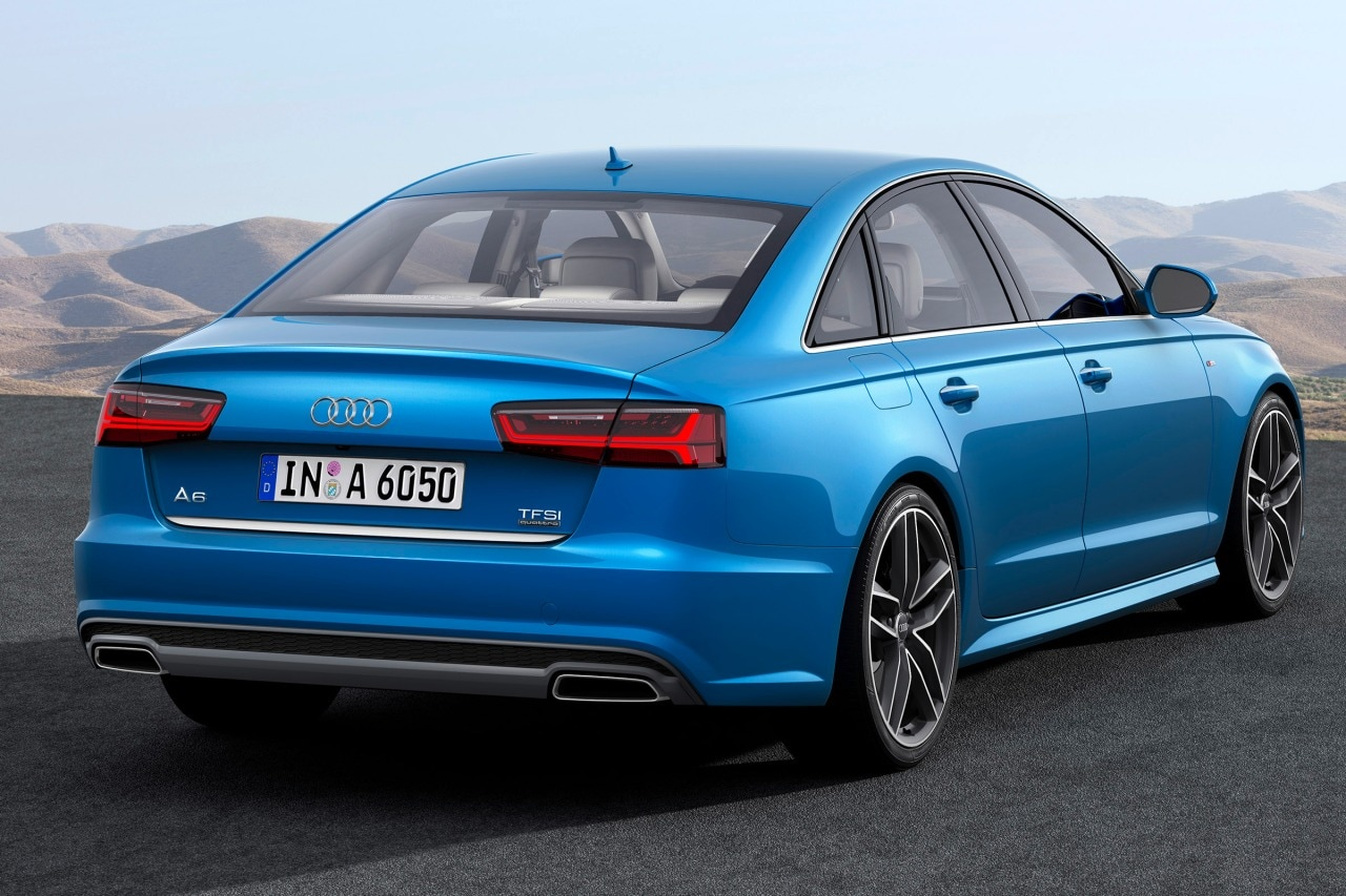 Used 2016 Audi A6 For Sale Pricing Amp Features Edmunds