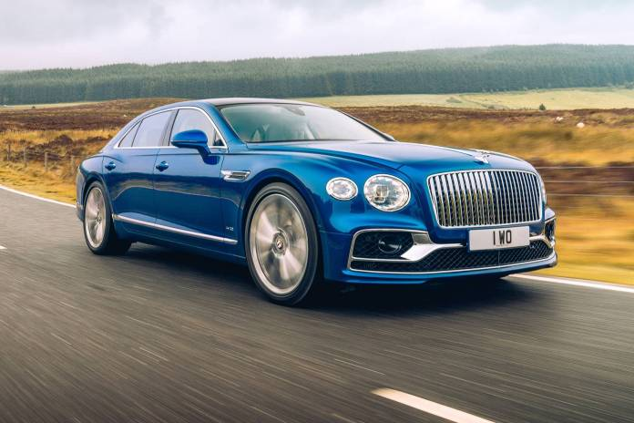 2020 Bentley Flying Spur Review Prices And Pictures Edmunds