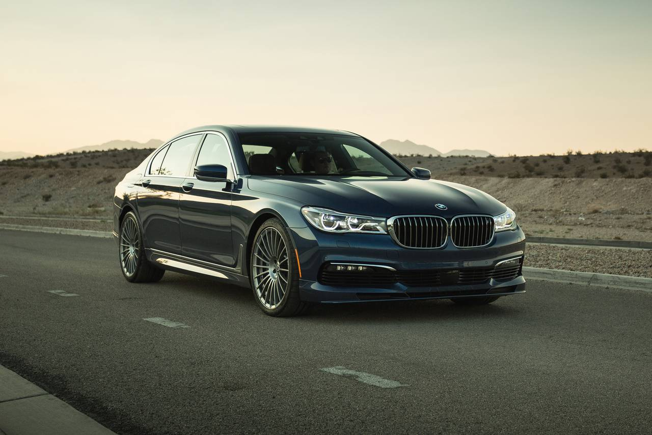 2018 Bmw Alpina B7 Pricing For Sale Edmunds