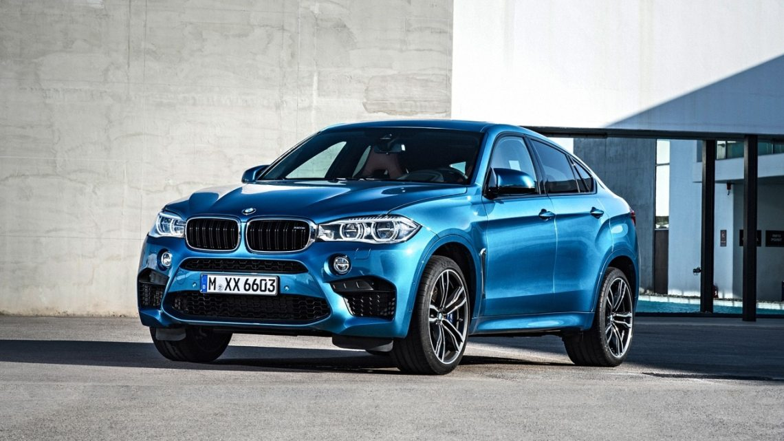2018 bmw x6 m pricing - for sale | edmunds