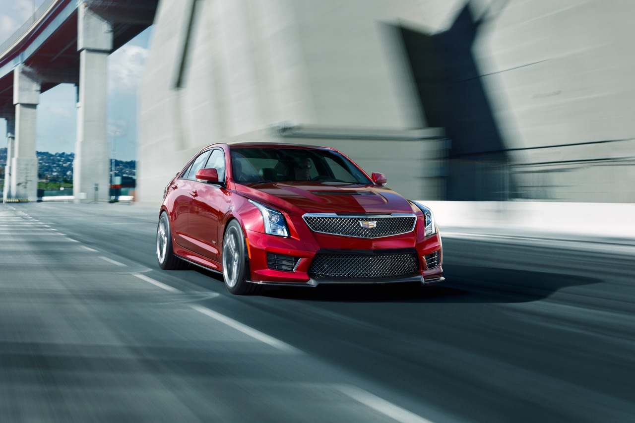 2018 Cadillac Ats V Pricing For Sale Edmunds