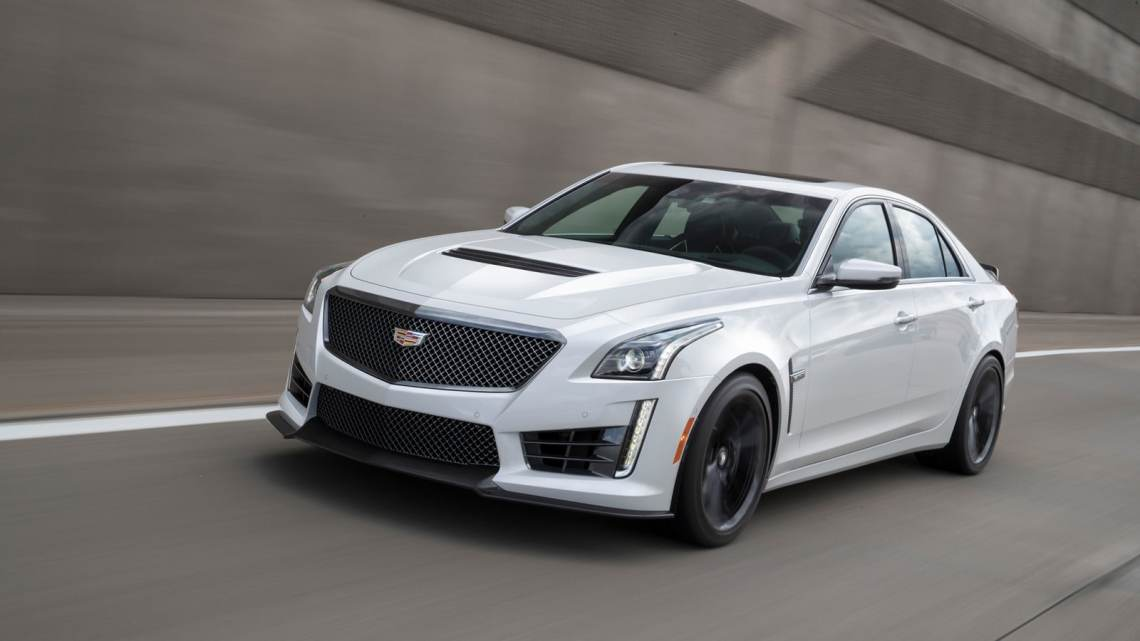 2019 cadillac cts-v pricing, features, ratings and reviews | edmunds