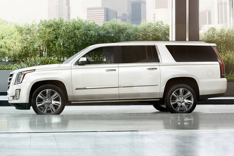 2020 Cadillac Escalade Esv Prices Reviews And Pictures Edmunds