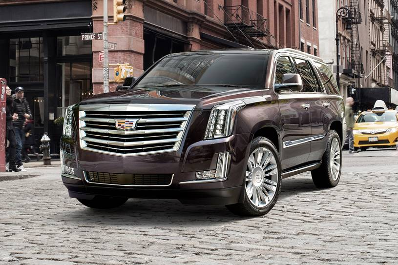2020 Cadillac Escalade Prices Reviews And Pictures Edmunds